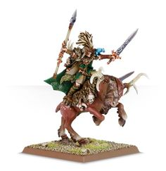 Glade Lord/Captain on Great Stag