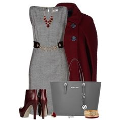 A fashion look from November 2013 featuring Milly dresses, Route des Garden and Sergio Rossi ankle booties. Browse and shop related looks.