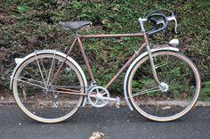 Vintage French Follis Randonneuse 650B Cyclo Maxicar Maxi Eroica Herse Singer | eBay