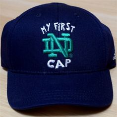 Notre Dame Infant My First Cap