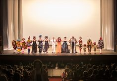La flauta mágica - Pequeño Municipal. Foto: Patricio Melo