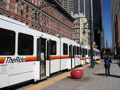 Denver Light Rail The Ride by andrewmarenin, via Flickr