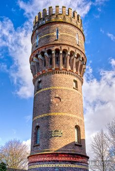 water tower . south holland