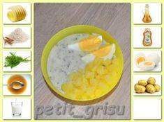 Koprovka s bramborem a vejcem (12m) Fruit, Breakfast, Food, Morning Coffee, Essen, Meals, Yemek, Eten
