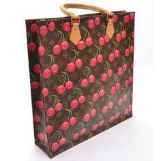 Louis Vuitton cherry bag