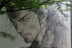 Takehiko Inoue Vagabond Manga, Inoue Takehiko, Miyamoto Musashi, Webtoon, Samurai, Japan, Illustration, Anime, Artists