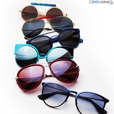 9132b84c9f6 Rock your look this season with the new   innovative styles in sunglasses  launched at Coolwinks! Shop Now   Avail Buy 1 Get 1 Offer.