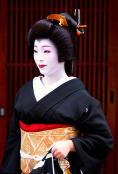 Geisha #japan #kyoto - http://japan.mycityportal.net