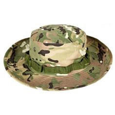 796cf5da53c Airsoft Sniper Camouflage Nude Bucket Hats Tactical Boonie Hats topee  Military Mens Summer hat