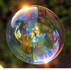 Bubble colour..Stunning photo..