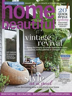 Home Beautiful - April 2014 #magazines #magsmoveme  http://au.lifestyle.yahoo.com/better-homes-gardens/home-beautiful/