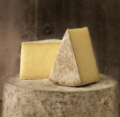 The cheese whiz at Driver's Market says this cheese from Landaff Creamery is his favorite. Cheese Whiz, Milk And Cheese, A Food, Good Food, French Cheese, Raw Milk, Artisan Cheese, Milk Protein