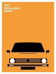Begun as a replacement for the Beetle in the US, the Rabbit only caught on in 1979 because of the oil crisis. The Rabbit happening to produce excellent fuel economy of 45 mpg city / 57 mpg highway. We
