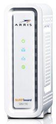 Arris DOCSIS 3.0 Gigabit Cable Modem for $104  free shipping #LavaHot http://www.lavahotdeals.com/us/cheap/arris-docsis-3-0-gigabit-cable-modem-104/131836