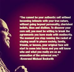 Dr. Michael Bernard Beckwith with a great quote.  #michaelbeckwith #michaelbeckwithquotes  #kurttasche