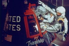 Snapshot: John Glenn Climbs into Friendship 7 | Air & Space Magazine