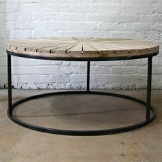 Sundial Table at Atchison Home - Atchison Home