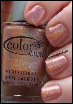 Southern Sister Polish: Holographic Quick Shot...Cosmic Fate