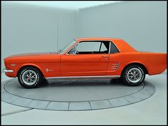 The first car I ever bought and owned on my own at almost 16 yrs old.66 Mustang. One day Jacob will have one too!