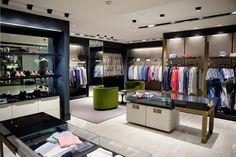 Brioni opens fifth mono-brand store in Seoul (Hyundai Department Store)