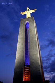 Santuário Nacional de Cristo Rei, Almada - Portugal