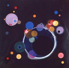 Speaking the sound. Vassily kandinsky
