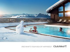 12 Holiday Advertisements by Club Med - List12