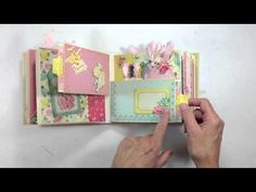 Pocket Page Mini Album Tutorial Series Final Review - YouTube