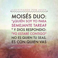 Moises dijo