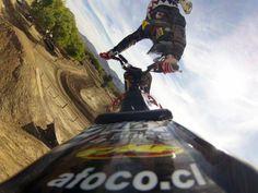 """Todas las semanas Javier """"Astroboy"""" Villegas con espectaculares #fotos con su #Drift HD Ghost! #LiveOutsideTheBox."""