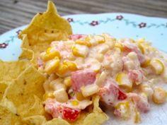 Mexican Corn Dip AKA Magically Delicious Dip