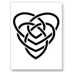 Motherhood Celtic Knot: addone dot per child TATTOO SYMBOLISM: Celtic Knot Tattoo Symbolism