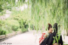 京都らしく*ほっこり前撮り  *ウェディングフォト elle pupa blog* Ameba (アメーバ)