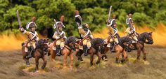Spanish dragoons from Front Rank 28mm Miniatures, Spanish, Spain