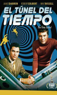 El túnel del tiempo 1966 Con James Darren, Robert Colbert, Whit Bissell, John Zaremba, Lee Meriwether, Dick Tufeld