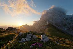 Alpsko jutro | Flickr - Photo Sharing!