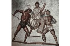 Gladiators in Ancient Rome: how did they live and die?