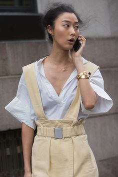 Model Street Style: The New Wave