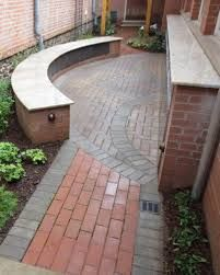 Image result for seating wall in garden Wall Seating, Seating Areas, Garden Seating, Pet Memorials, Pathways, Garden Design, Patio, Outdoor Decor, Google Search