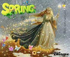 Spring Ostara