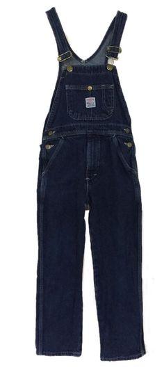 *Sold* Pointer Brand Kids Overalls Denim Size 8    eBay