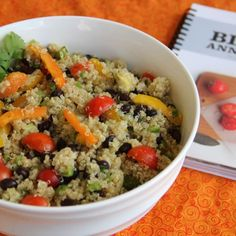 Cafe Zupas Cookbook, Quinoa Salad Recipe and a Giveaway Best Pancake Recipe Ever, Quinoa Salad Recipes, Thing 1, Food Trends, Breakfast Recipes, Good Food, Fluffiest Pancakes, Fluffy Pancakes, Banana Pancakes
