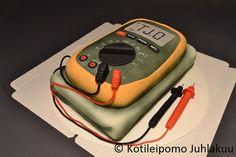 Multimeter cake