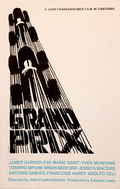 Designed by Saul Bass,  1966