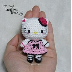 Zan Crochet: Hello Kitty | 236x236