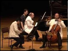 "Beethoven : Piano Trio in D Major Op.70 No1, ""Ghost"" - Beaux Arts Trio"