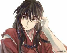 InuYasha during the new moon
