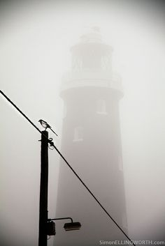*Lighthouse in Fog