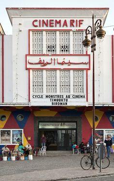 Faire une pause  au Cinéma rif                                                                                                                                                                                 Plus