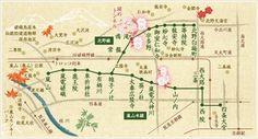京福電車(嵐電)